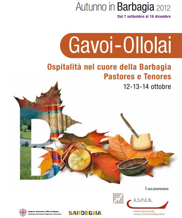 Autunno in Barbagia a Gavoi ed Ollai