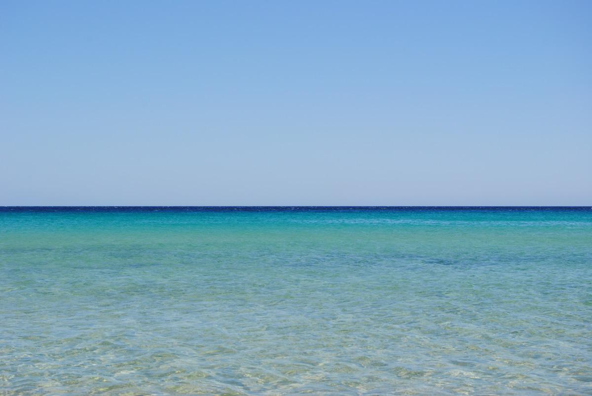 Il bellissimo mare della Sardegna