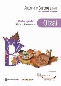 Autunno in Barbagia 2012 ad Olzai - Dal 23 al 25 Novembre
