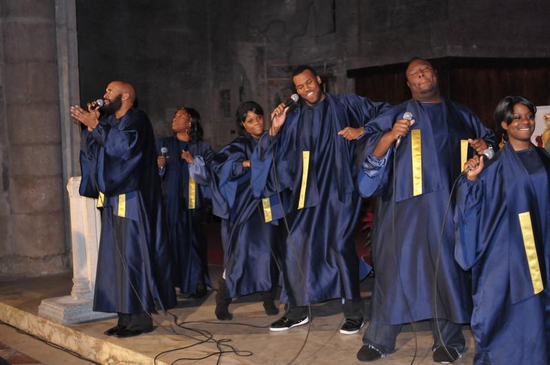 Happy Day Gospel Singers