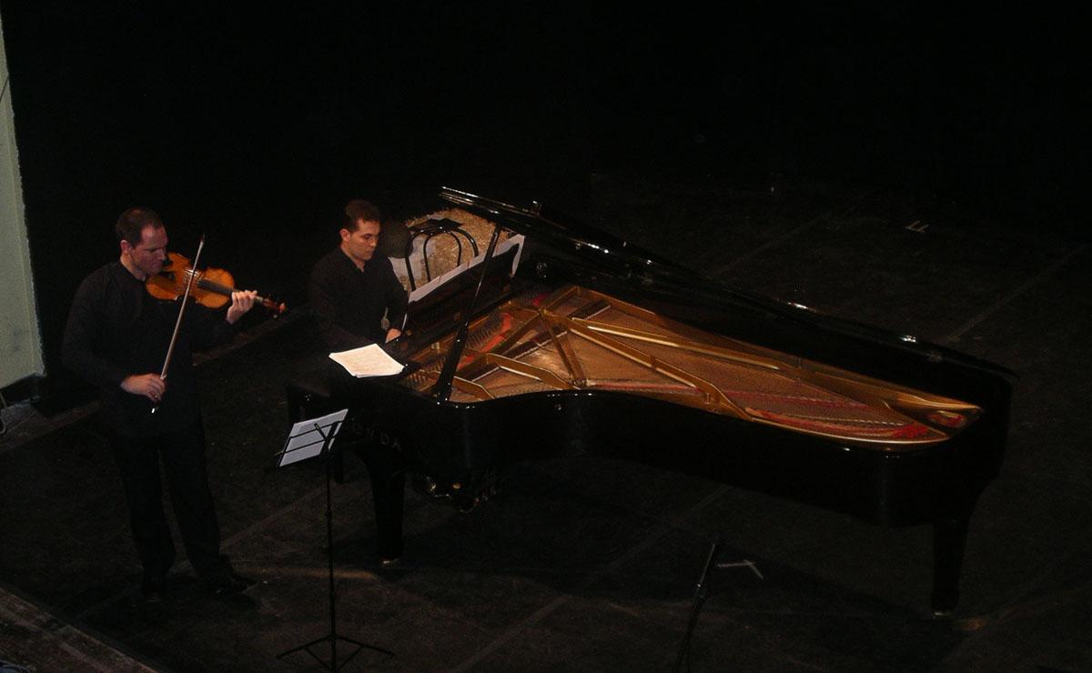 Francesco Pilia e Walter Agus in Concerto