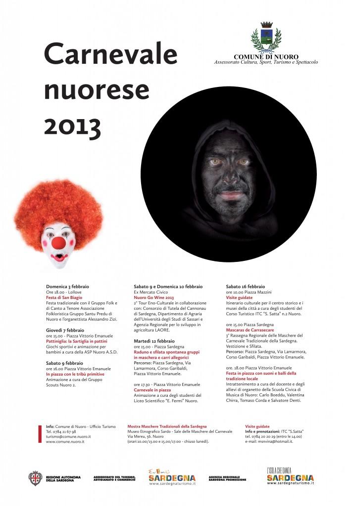 Carnevale Nuorese 2013