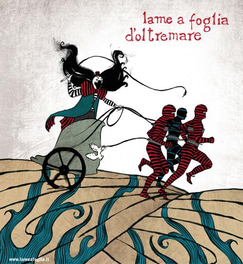 Panem, binu et circenses, il secondo lavoro discografico delle Lame a foglia d'oltremare