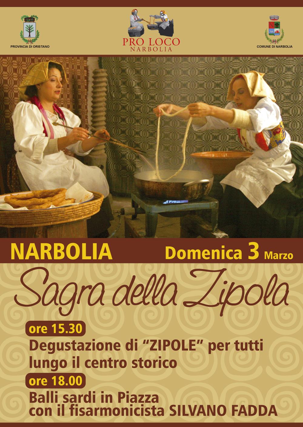 Sagra della Zipola 2013 - Narbolia