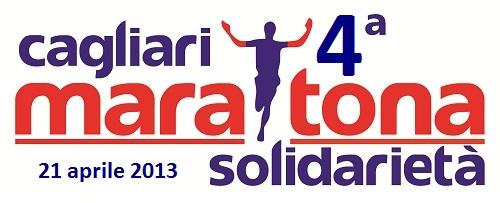 Maratona di Cagliari 2013 - Maratona della solidarietà