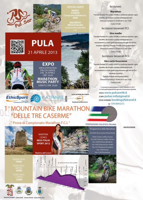 Pula Mountain Bike Marathon 2013
