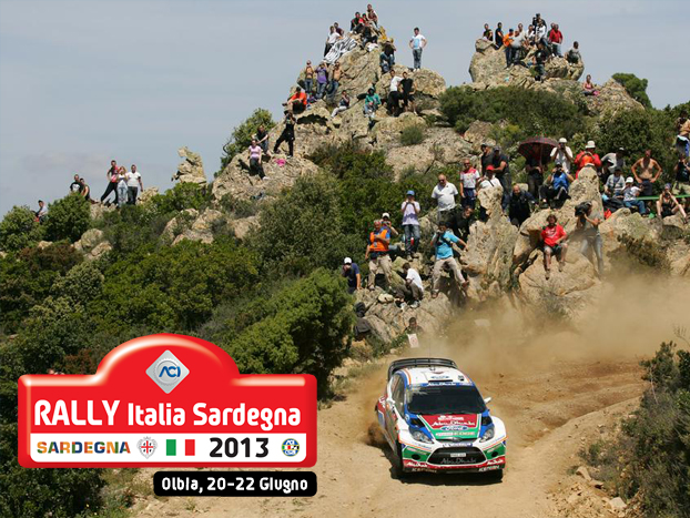 WRC: Rally 2013 in Sardegna