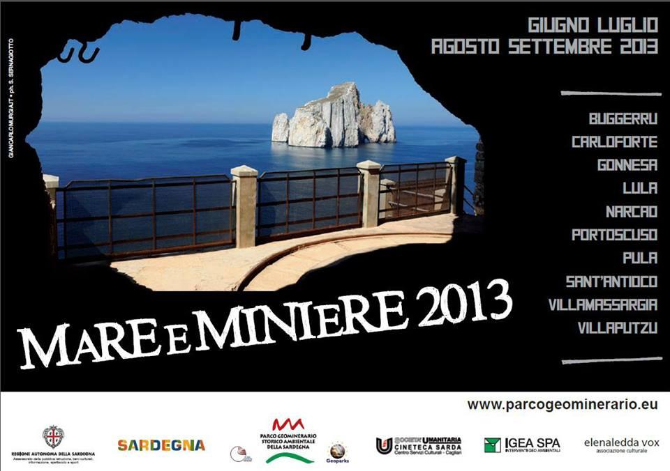 Mare e Miniera 2013
