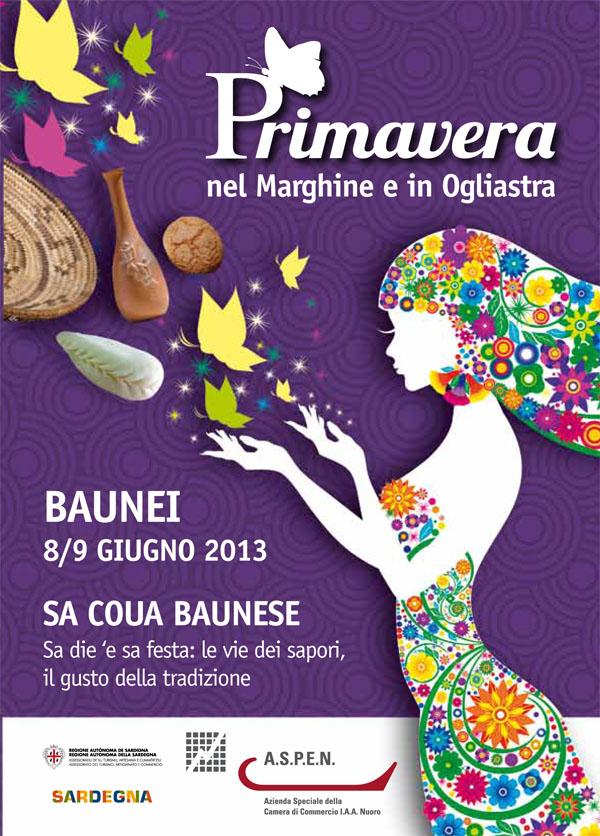 Primavera nel Marghine e in Ogliastra 2013 a Baunei