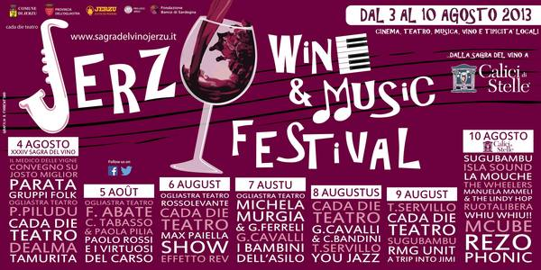 Jerzu Wine Festival 2013
