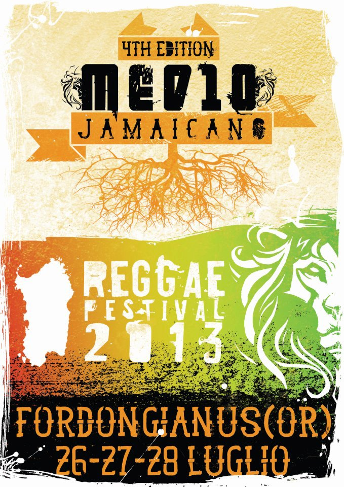MedioJamaicano Raggae Festival