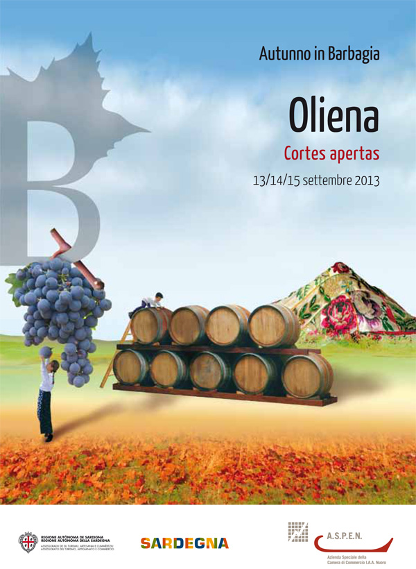 Autunno in Barbagia 2013 a Oliena