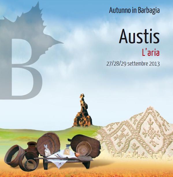 Autunno in Barbagia 2013 ad Austis – Dal 27 al 29 Settembre
