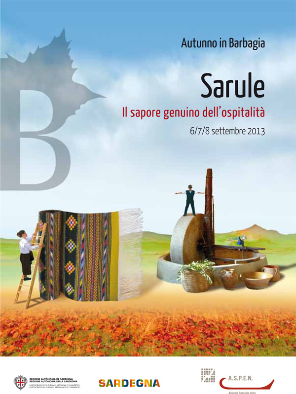 Autunno in Barbagia 2013 a Sarule