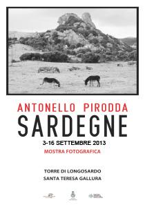 SARDEGNE - Mostra fotografica di Antonello Pirodda