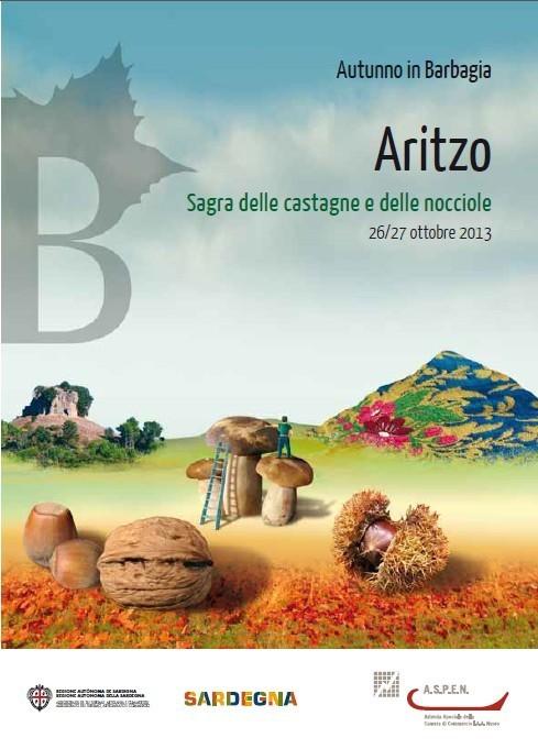 Autunno in Barbagia 2013 ad Aritzo - Dal 25 al 28 Ottobre