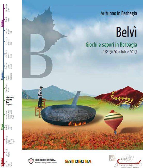 Autunno in Barbagia 2013 a Belvì – Dal 18 al 20 Ottobre