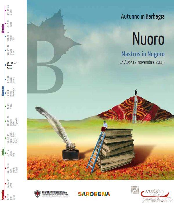 Autunno in Barbagia 2013 a Nuoro – Dal 15 al 17 Novembre