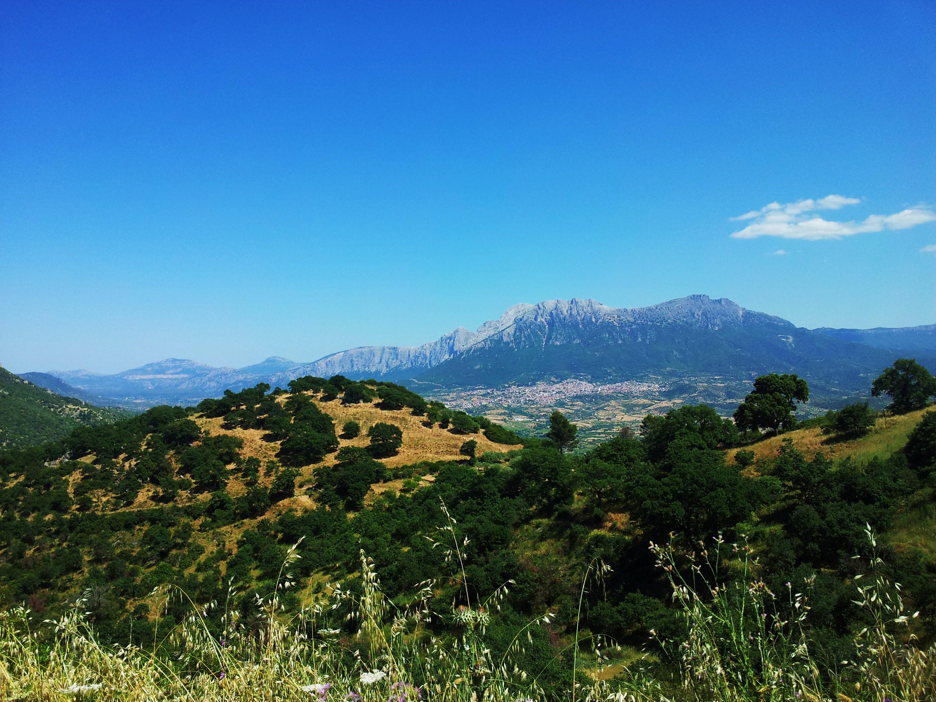 I Monti della Barbagia - Foto Wikipedia
