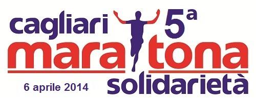 5^ Maratona della Solidarietà - A Cagliari il 6 Aprile 2014