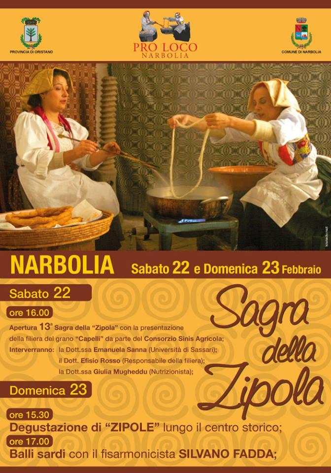 Sagra Zipola 2014 Narbolia