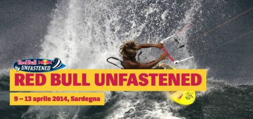 Red Bull Unfastened 2014 – Kitesurf Contest in Sadegna