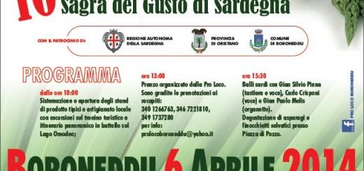 27^ Sagra degli Asparagi e Finocchietti Selvatici
