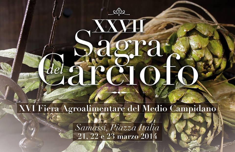27^a Sagra del Carciofo - A Samassi dal 21 al 23 Marzo