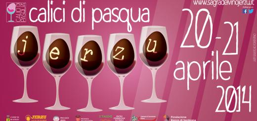 Calici di Pasqua a Jerzu - 20 e 21 Aprile 2014