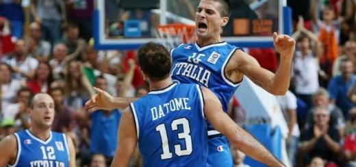 La nazionale italiana di Basket giocherà a Cagliari le qualificazioni europee