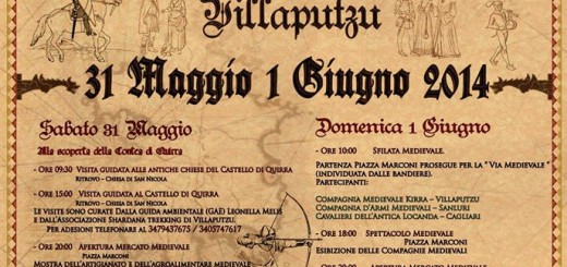 """Alla Corte dei Carroz"" a Villaputzu"