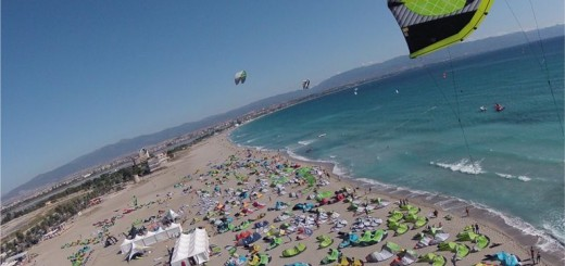 Kiteboard Racing World Championship - A Cagliari