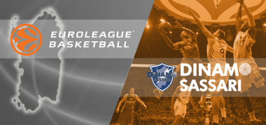 La Dinamo Sassari parteciperà all'Euroleague 2014-15