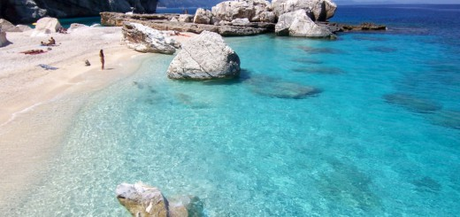 Le trasparenze di Cala Mariolu - Sardegna