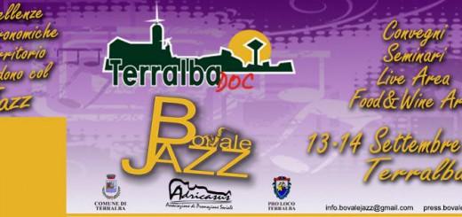 Bovale Jazz 2014 a Terralba - 13 e 14 Settembre