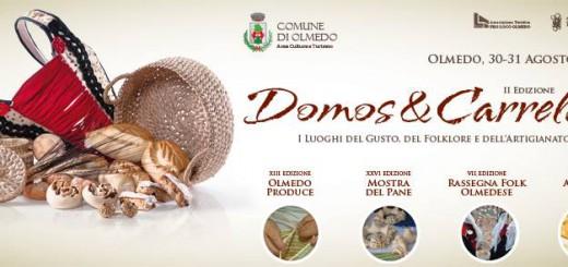 "2^a edizione ""Domos&Carrelas"" a Olmedo - 30 e 31 Agosto 2014"