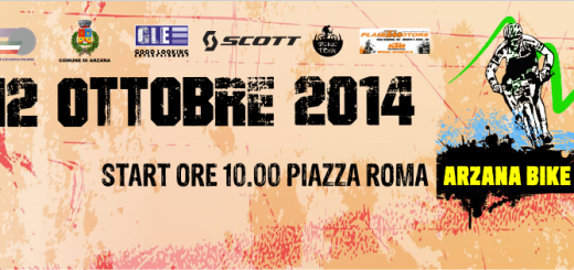 Mountain Bike: Arzana Bike Race - Domenica 12 Ottobre 2014