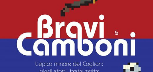 """Paolo Piras presenta """"Bravi & Camboni"""" al DriMcafè di Oristano"""