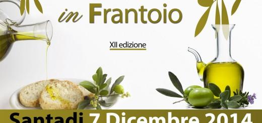 XII Edizione Pane e Olio in Frantoio a Santadi – Domenica 7 Dicembre 2014