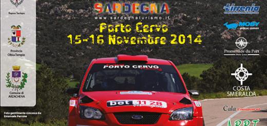3° Rally Ronde Terra Sarda Città di Arzachena