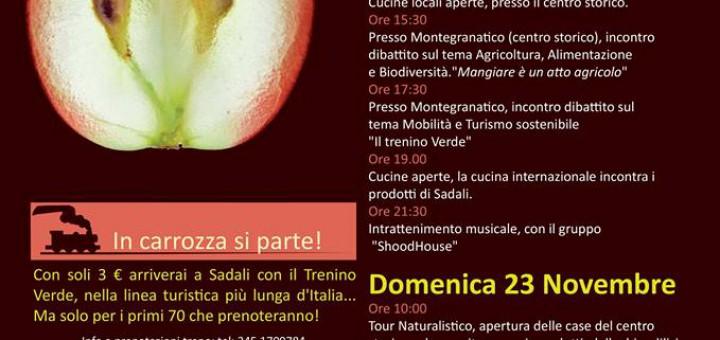 """7^a edizione de """"S'Incungia"""" - A Sadali il 22 e 23 Novembre 2014"""