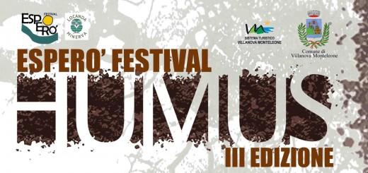 Esperò Festival 2014 a Villanova Monteleone - Dal 19 al 21 Dicembre