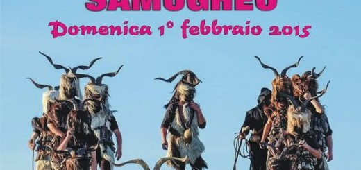 """A Maimone 2015- Su carrasegare antigu Samughesu"" - Domenica 1 Febbraio 2015 a Samugheo"