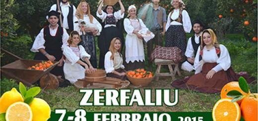 18^a Sagra degli Agrumi di Zerfaliu – 7 e 8 Febbraio 2015
