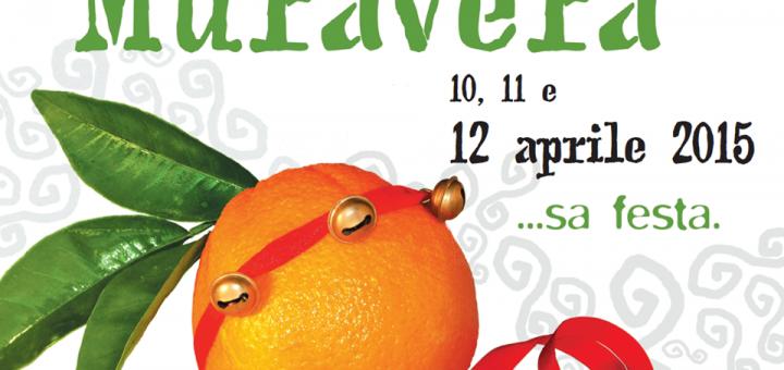 43^ edizione della Sagra degli Agrumi di Muravera - Dal 10 al 12 Aprile 2015