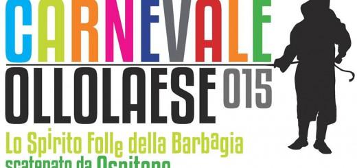 Il Carnevale Ollolaese 2015 ad Ollolai