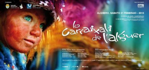 Carraixali 2015: maschere, coriandoli, balli e sfilate. Ad Alghero la festa è per tutti!