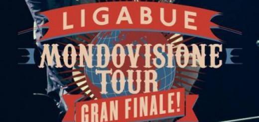 Luciano Ligabue in concerto a Cagliari il 23 e 24 Aprile 2015