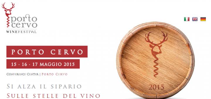 Porto Cervo Wine Festival 2015 - Dal 15 al 17 Maggio 2015