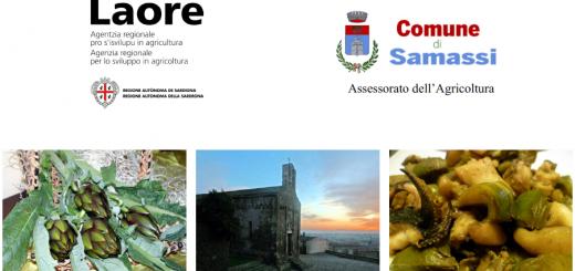 Sagra del Carciofo di Samassi - Dal 19 al 22 Marzo 2015
